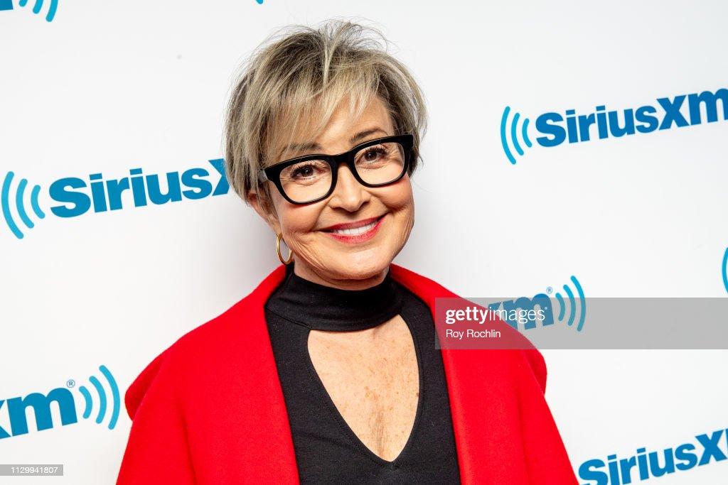 NY: Celebrities Visit SiriusXM - February 15, 2019