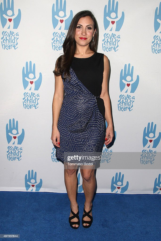 2nd Annual Save A Child's Heart Gala - Arrivals : News Photo