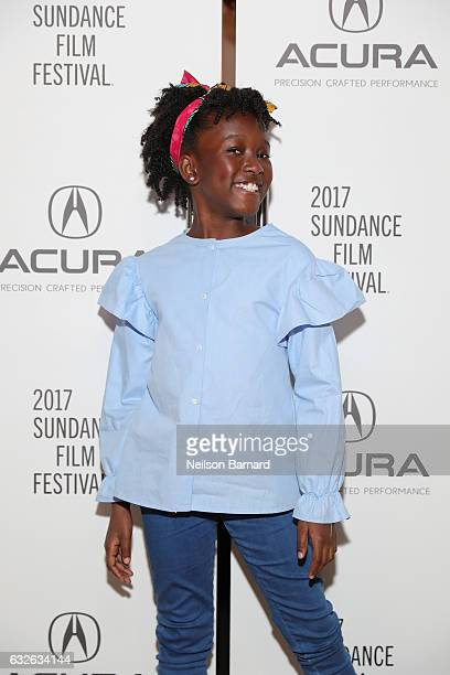 Actress AnnJewel Lee Dixon attends The Last Word Party at the Acura Studio at Sundance Film Festival 2017 on January 24 2017 in Park City Utah