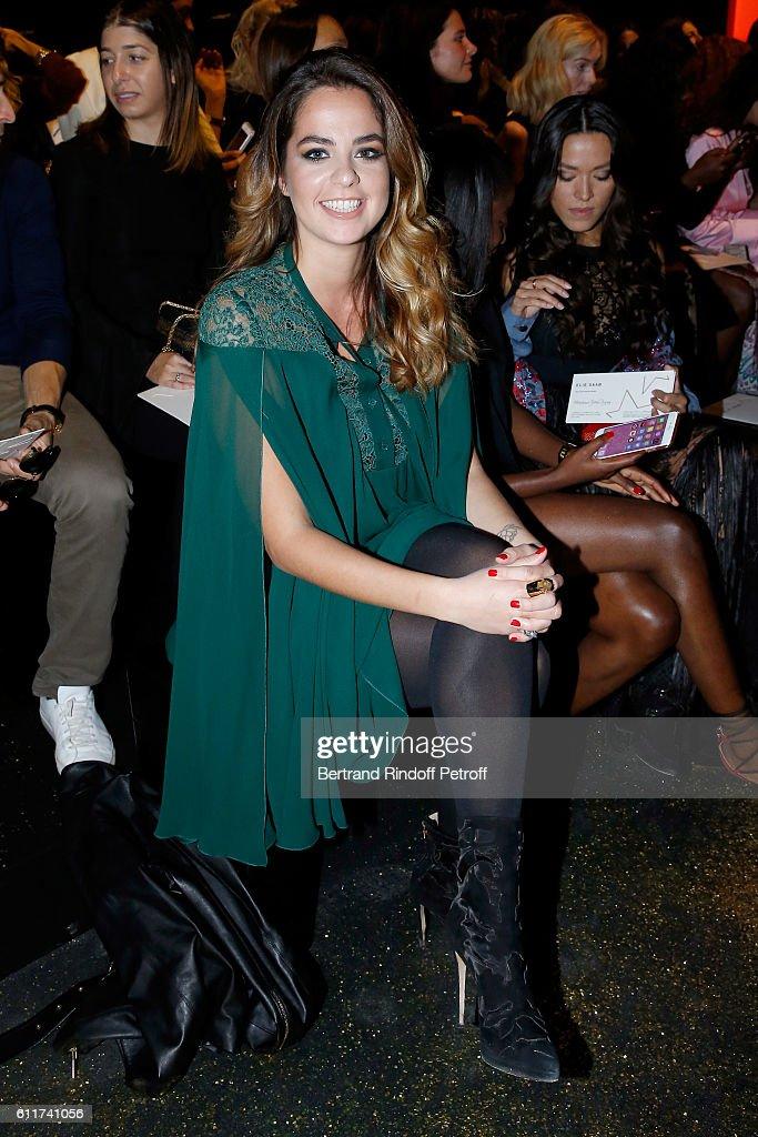 Elie Saab : Front Row  - Paris Fashion Week Womenswear Spring/Summer 2017