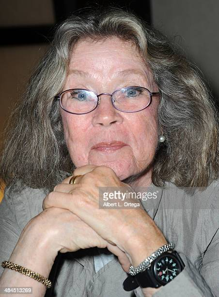 Actress Antoinette Bower attends The Hollywood Show 2014 held at Westin LAX Hotel on April 12 2014 in Los Angeles California