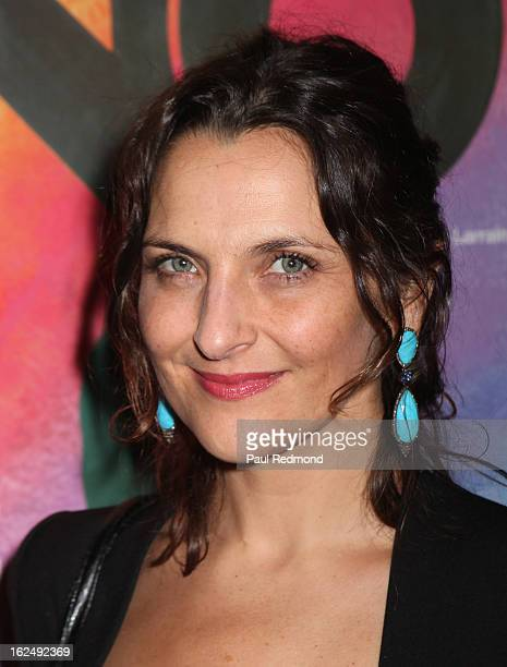 Actress Antonia Zegers attends Sony Pictures Classics PreOscar Dinner at The London Hotel on February 23 2013 in West Hollywood California