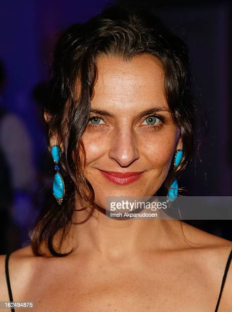 Actress Antonia Zegers attends the Sony Pictures Classics PreOscar Dinner at The London Hotel on February 23 2013 in West Hollywood California
