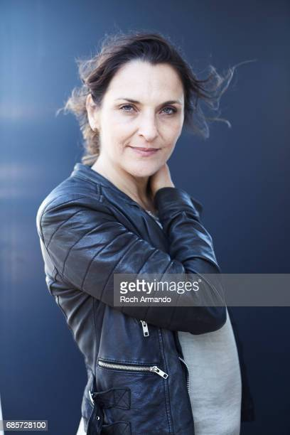 Actress Antonia Zegers is photographed for Self Assignment on February 28 2017 in Cannes France