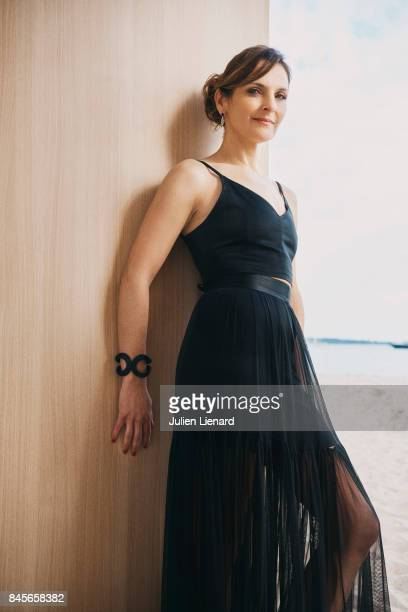Actress Antonia Zegers is photographed for Self Assignment on May 18 2017 in Cannes France