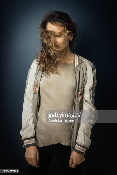 Actress Antonia Zegers is photographed for Self Assignment on May 20 2017 in Cannes France