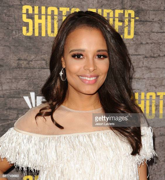 Actress Antonique Smith attends the 'Shots Fired' FYC event at Saban Media Center on May 10 2017 in North Hollywood California