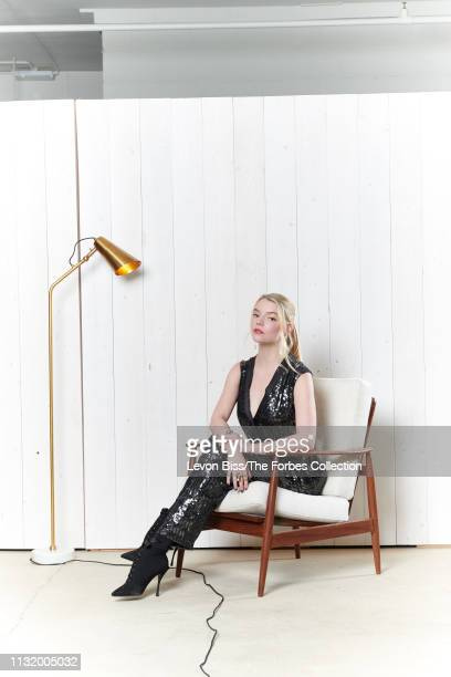 Actress Anya Taylor-Joy is photographed for Forbes Magazine on January 18, 2019 in London, England. CREDIT MUST READ: Levon Biss/The Forbes...