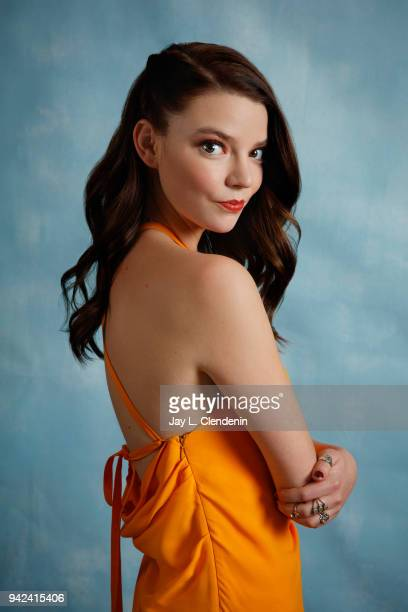 Actress Anya TaylorJoy is photographed for Los Angeles Times on March 1 2018 in West Hollywood California PUBLISHED IMAGE CREDIT MUST READ Jay L...
