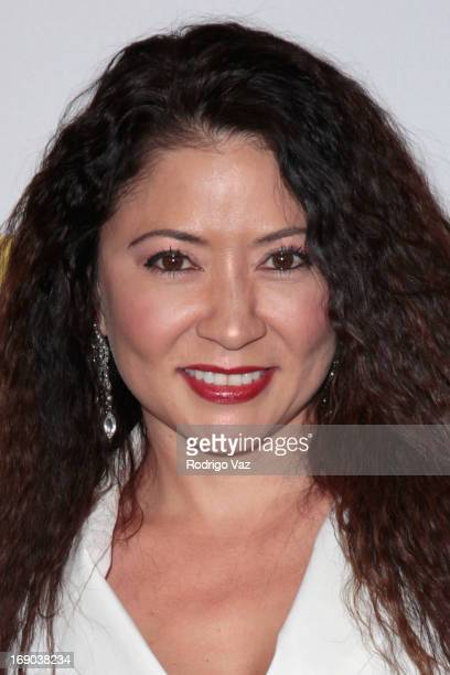 Actress Anzu Lawson attends the premiere of The Magic Bracelet on May 18 2013 in Los Angeles California