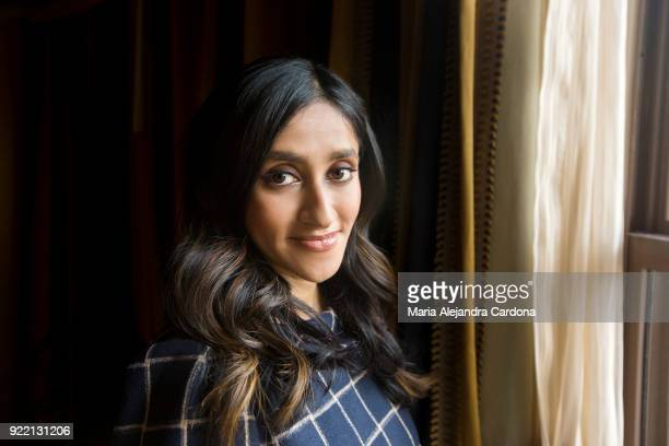 Actress Aparna Nancherla is photographed for Los Angeles Times on January 15 2018 in Pasadena California PUBLISHED IMAGE CREDIT MUST READ Maria...