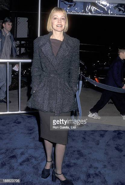 Actress Arabella Field attend the Blues Brothers 2000 Universal City Premiere on January 31 1998 at Universal Amphitheatre in Universal City...