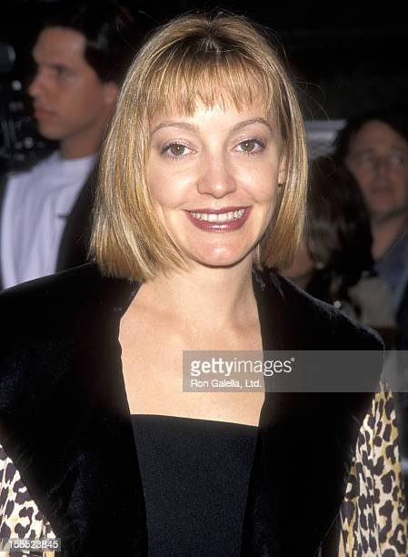 Actress Arabella Field attends the Alien Resurrection Westwood Premiere on November 20 1997 at Mann Village Theatre in Westwood California