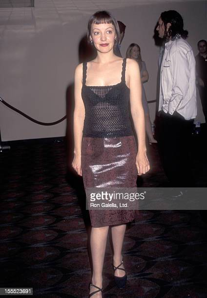 Actress Arabella Field attends the Fear and Loathing in Las Vegas New York City Premiere on May 19 1998 at Loews 34th Street Theater in New York City