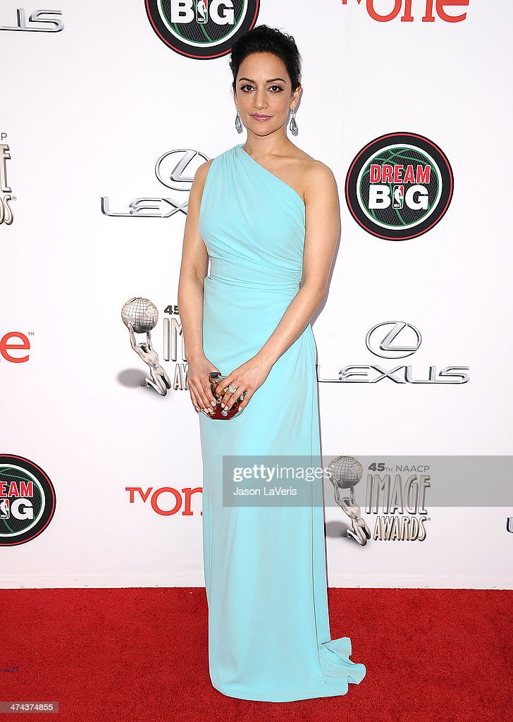 45th NAACP Image Awards - Arrivals