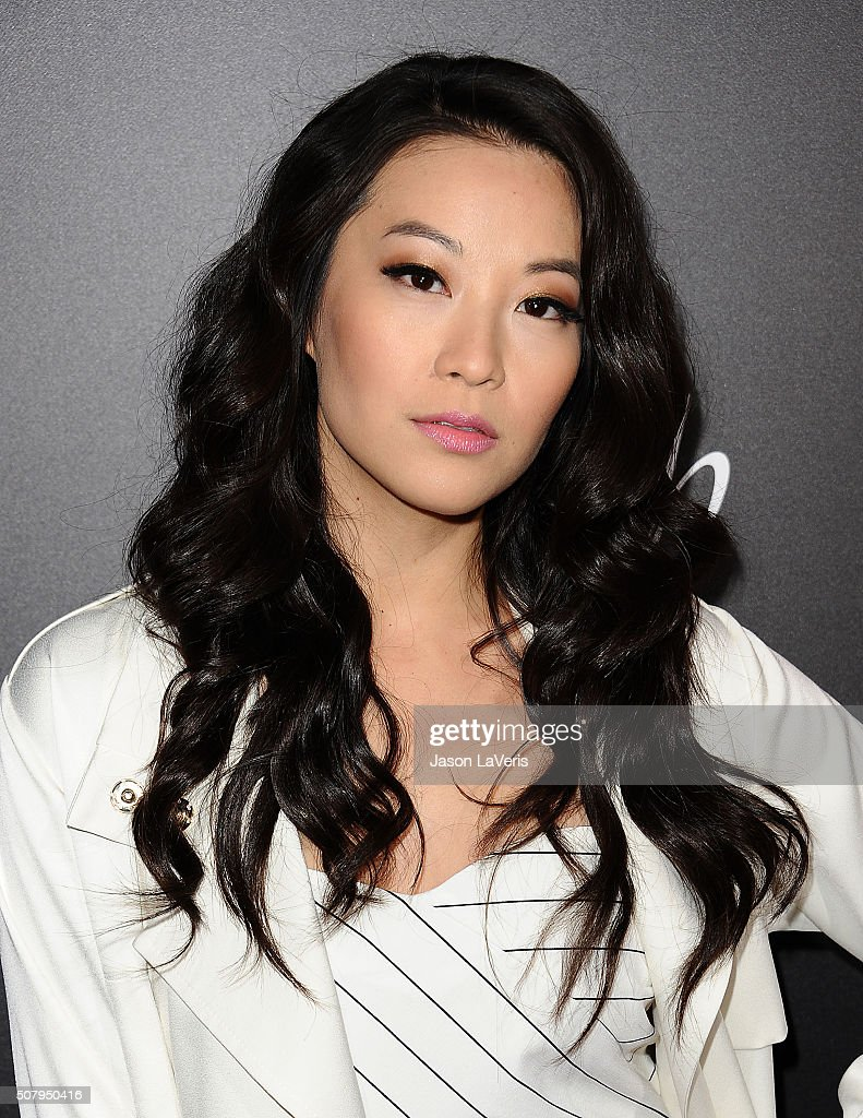 Actress Arden Cho attends the premiere of 'The Choice' at ArcLight Cinemas on February 1, 2016 in Hollywood, California.