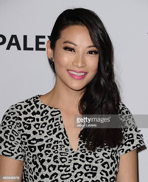 Actress Arden Cho attends the 'Teen Wolf' event at the 32nd annual PaleyFest at Dolby Theatre on March 11 2015 in Hollywood California