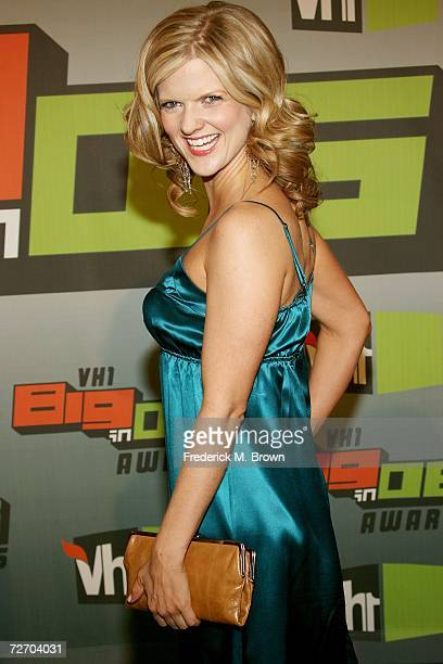 Actress Arden Myrin arrives to the VH1 Big in '06 Awards held at Sony Studios on December 2 2006 in Culver City California