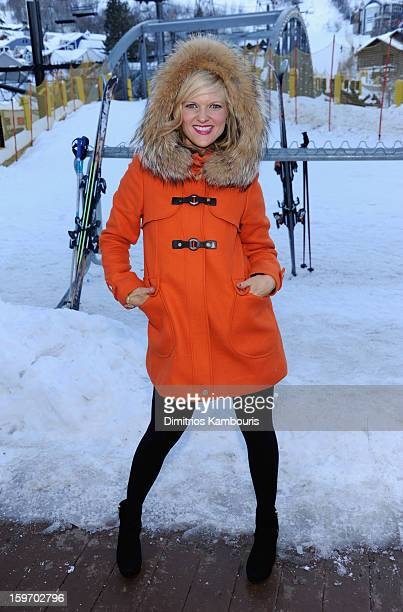 Actress Arden Myrin attends Day 1 of Village at The Lift 2013 on January 18 2013 in Park City Utah