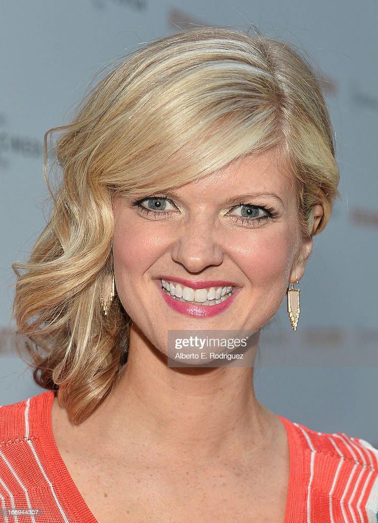 Actress Ardin Myrin attends the premiere of Cinedigm's 'Arthur Newman' at ArcLight Hollywood on April 18, 2013 in Hollywood, California.