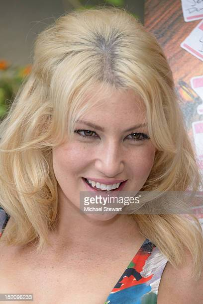 Actress Ari Graynor attends '10 Years' New York Brunch Reunion at Hotel Chantelle on September 16 2012 in New York City