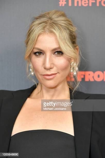 Actress Ari Graynor attends the New York premiere of 'The Front Runner' at the Museum of Modern Art on October 30 2018 inNew York City