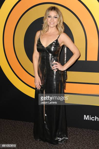 Actress Ari Graynor attends the premiere of 'I'm Dying Up Here' at DGA Theater on May 31 2017 in Los Angeles California