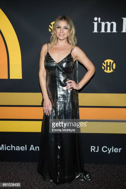 Actress Ari Graynor attends the premiere of Showtime's 'I'm Dying Up Here' at DGA Theater on May 31 2017 in Los Angeles California