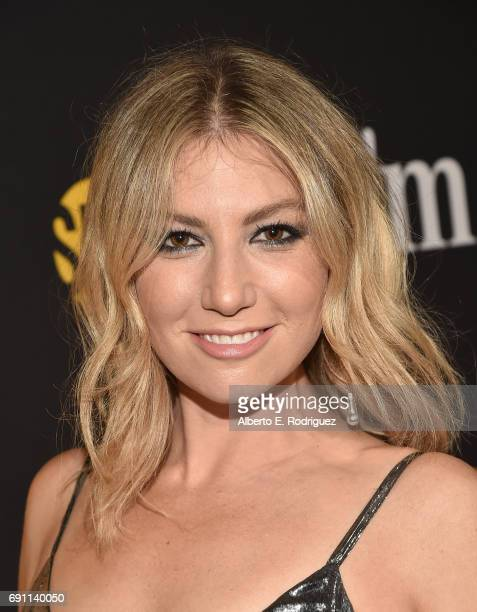 Actress Ari Graynor attends the premiere of Showtime's 'I'm Dying Up Here' at the DGA Theater on May 31 2017 in Los Angeles California