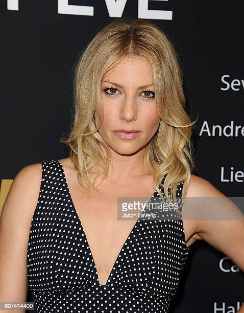Actress Ari Graynor attends the Showtime Emmy eve party at Sunset Tower on September 17 2016 in West Hollywood California
