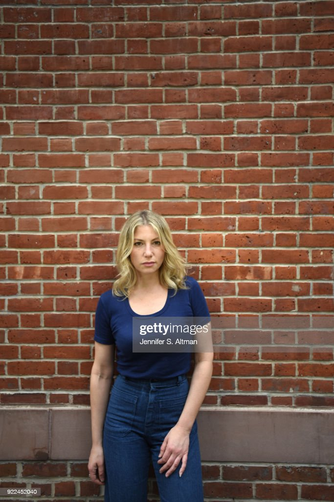 Ari Graynor, Boston Globe, June 1, 2017 : News Photo