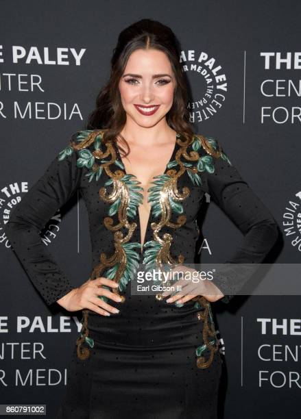 Actress Ariadne Diaz attends Paley Honors In Hollywood A Gala Celebrating Women In Television at the Beverly Wilshire Four Seasons Hotel on October...