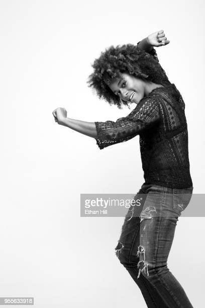 Actress Ariana DeBose poses for a portrait on October 23 2016 in New York City