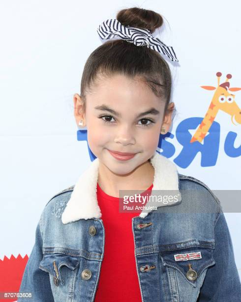Actress Ariana Greenblatt attends the 18th annual Mattel Party On The Pier at Pacific Parkâ Santa Monica Pier on November 5 2017 in Santa Monica...