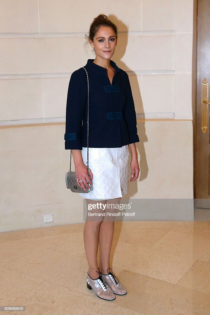 """""""Chanel Collection des Metiers d'Art 2016/17 : Paris Cosmopolite""""  : Photocall At Hotel Ritz"""
