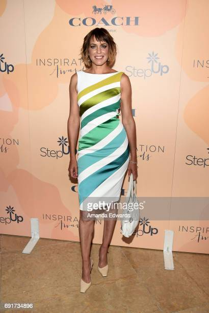 Actress Arianne Zucker arrives at the 14th Annual Inspiration Awards at The Beverly Hilton Hotel on June 2 2017 in Beverly Hills California