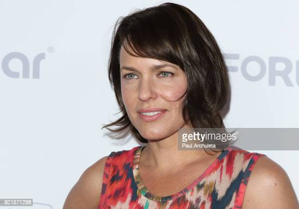 Actress Arianne Zucker attends OK Magazine's Summer kickoff party at The W Hollywood on May 17 2017 in Hollywood California