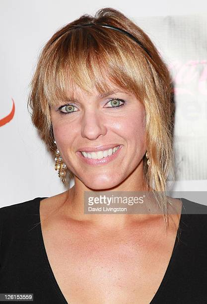 Actress Arianne Zucker attends the 3rd annual Get Lucky for Lupus LA event at Peterson Automotive Museum on September 22 2011 in Los Angeles...