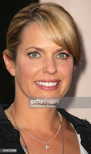 Actress Arianne Zucker attends the Academy of Television Arts and Sciences presents' 45 Years of Days of Our Lives celebration at the at Leonard H...