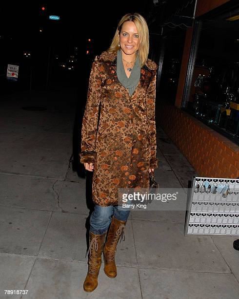 LOS ANGELES CA JANUARY 11 Actress Arianne Zuker attends Venice Magazine's after party for The Catholic Girl's Guide to Losing Your Virginity opening...