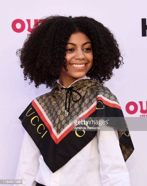 Actress Arica Himmel arrives at the 2019 Outfest Los Angeles LGBTQ Film Festival Closing Night Gala Premiere of Before You Know It at The Theatre at...