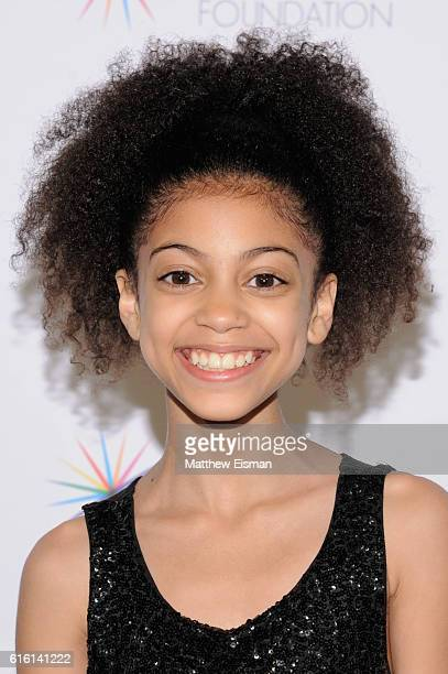 Actress Arica Himmel attends the Orphaned Starfish 15th Anniversary Gala at Cipriani Wall Street on October 21 2016 in New York City