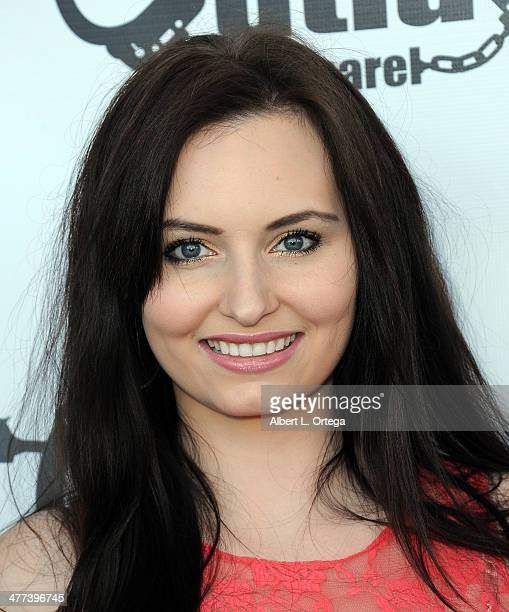 Actress Ariel Teal Toombs attends the Premiere Party For 'Storage Wars' Season 4 held at Now and Then Thrift Store on March 8 2014 in Tustin...