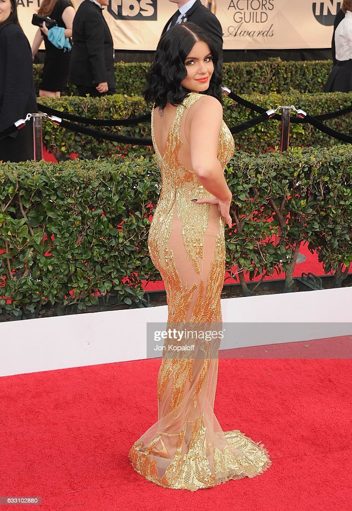 Actress Ariel Winter arrives at the 23rd Annual Screen Actors Guild Awards at The Shrine Expo Hall on January 29, 2017 in Los Angeles, California.