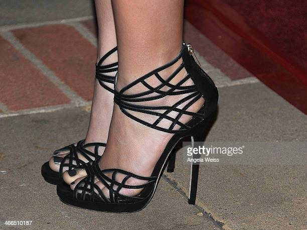 Actress Ariel Winter arrives at the 41st Annual Annie Awards at Royce Hall UCLA on February 1 2014 in Westwood California
