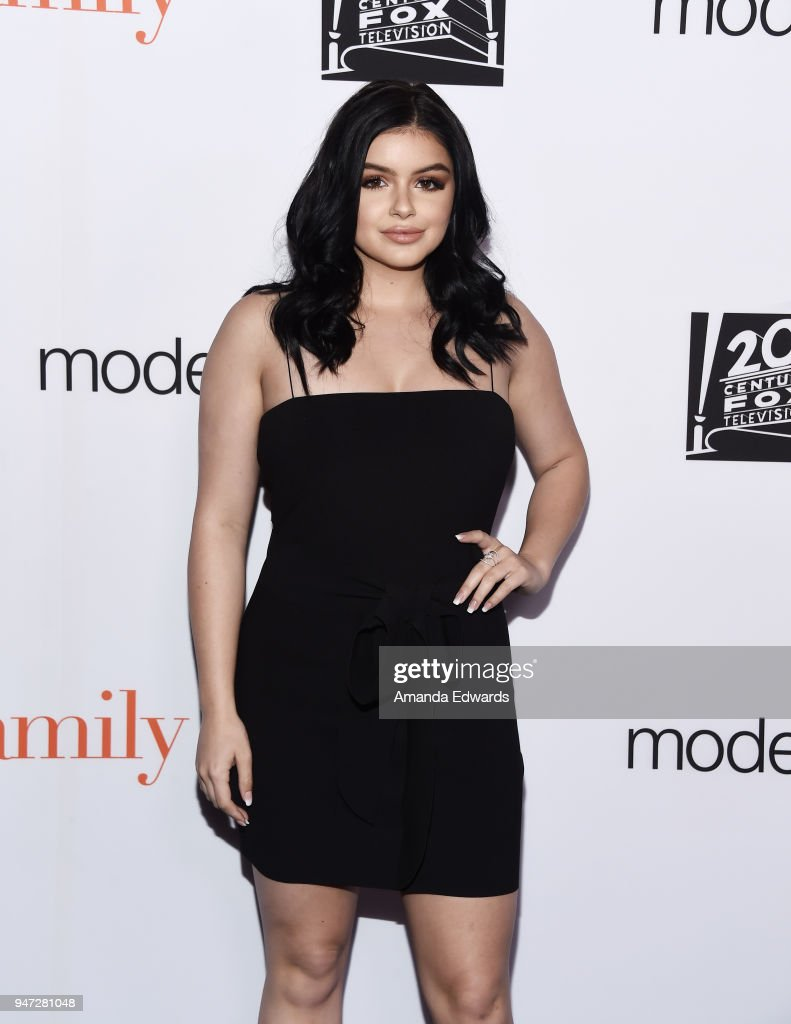Actress Ariel Winter arrives at the FYC Event for ABC's 'Modern Family' at Avalon on April 16, 2018 in Hollywood, California.
