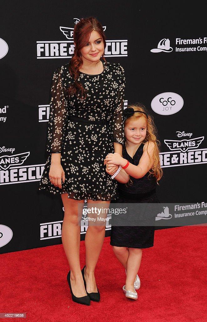 """Disney's """"Planes: Fire & Rescue"""" - Los Angeles Premiere - Arrivals : News Photo"""