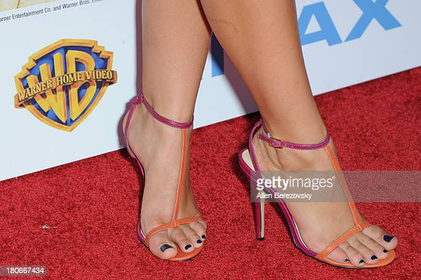 Actress Ariel Winter arrives at the world premiere of 'The Wizard Of Oz 3D' and grand opening of the new TCL Chinese Theatre IMAX at TCL Chinese...