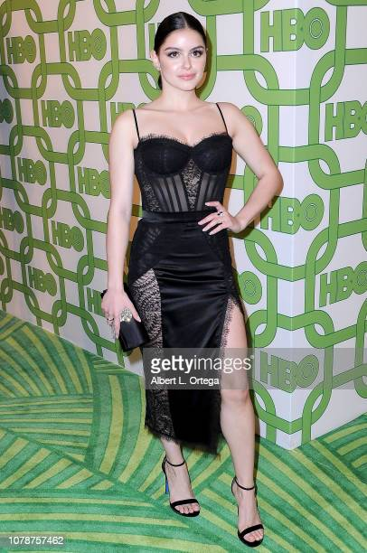 Actress Ariel Winter arrives for the HBO's Official Golden Globe Awards After Party held at Circa 55 Restaurant on January 6 2019 in Los Angeles...