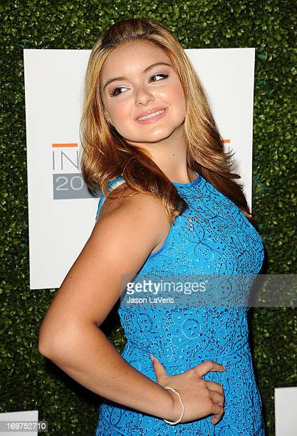 Actress Ariel Winter attends Step Up Women's Network 10th annual Inspiration Awards at The Beverly Hilton Hotel on May 31 2013 in Beverly Hills...